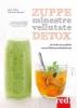 Zuppe, minestre, vellutate detox  Loise Adam Alexandra Beauvais  Red Edizioni