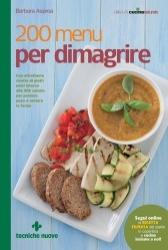 200 menu per dimagrire  Barbara Asprea   Tecniche Nuove