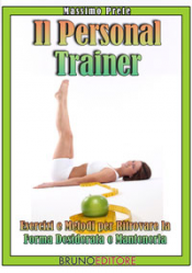 Il Personal Trainer (ebook)  Massimo Prete   Bruno Editore