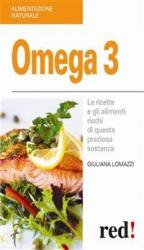 Omega3 (ebook)  Giuliana Lomazzi   Red Edizioni
