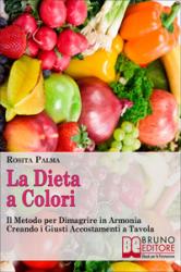 La Dieta a Colori (ebook)  Rosita Palma   Bruno Editore