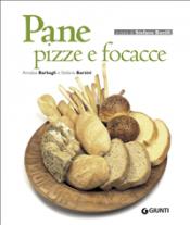 Pane, pizze e focacce (ebook)  Annalisa Barbagli Stefania Barzini  Giunti Editore