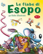 Le fiabe di Esopo - Vol. 2 (ebook)  Esopo   Abaco Edizioni