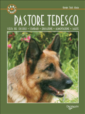Pastore tedesco (ebook)  Alasia Giorgio Teich   De Vecchi Editore