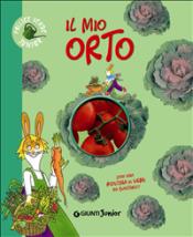Il mio orto (ebook)  Eliana Contri Ermes Lasagni  Giunti Junior