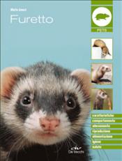Furetto (ebook)  Marta Avanzi   De Vecchi Editore