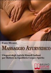 Massaggio Ayurvedico (ebook)  Fabio Meardi   Bruno Editore