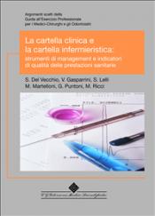 La cartella clinica e la cartella infermieristica (ebook)  Simona Del Vecchio   CGEMS
