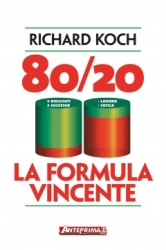 80/20 la formula vincente  Richard Koch   Anteprima
