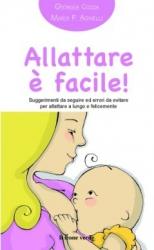 Allattare è facile  Giorgia Cozza Maria Francesca Agnelli  Il Leone Verde