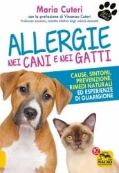 Allergie nei Cani e nei Gatti  Maria Cuteri   Macro Edizioni