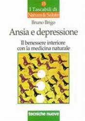 Ansia e depressione  Bruno Brigo   Tecniche Nuove