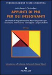 Appunti di PNL per gli Insegnanti  Michael Grinder   NLP ITALY