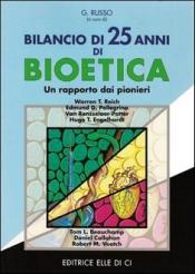 Bilancio di 25 anni di Bioetica  Giovanni Russo   Elledici