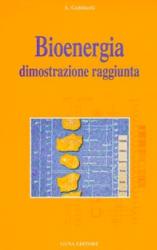 Bioenergia dimostrazione raggiunta  Alessandro Gubbiotti   Guna Editore