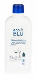 Brillantante per Lavastoviglie Liquido     Eco Blu