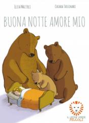 Buonanotte amore mio  Elisa Mazzoli Chiara Tassinari  Il Leone Verde