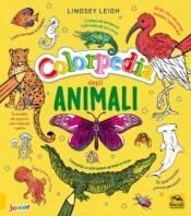 Colorpedia Degli Animali  Lindsey Leigh   Macro Edizioni