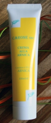 Crema all'arnica     Carone snc