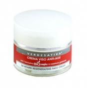 Crema viso anti-age biocomplex allo Xanin     Verdesativa