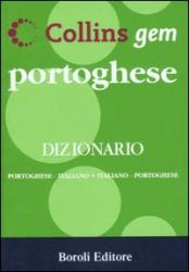 Dizionario portoghese-italiano, italiano-portoghese (Collins Pocket)  Autori Vari   Boroli Editore