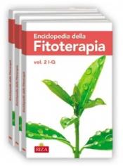 Enciclopedia della Fitoterapia - 3 volumi  Istituto Riza   Edizioni Riza