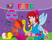 Fate - Poster da Colorare  Autori Vari   Macro Junior