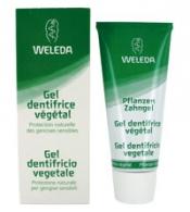 Gel dentifricio vegetale     Weleda