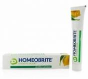 Homeobrite al limone - Dentrificio     Cemon