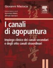 I canali di agopuntura  Giovanni Maccioni   Edra