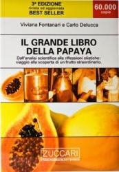 Il grande libro della Papaya  Viviana Fontanari Carlo Delucca  Zuccari