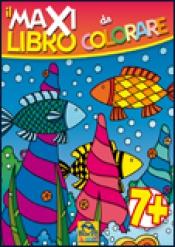 Il Maxi Libro da Colorare  Autori Vari   Macro Junior