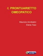 Il prontuarietto omeopatico  Maurizio Annibalini   Nuova Ipsa Editore