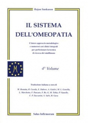 Il Sistema dell'Omeopatia (Copertina rovinata)  Rajan Sankaran   Salus Infirmorum