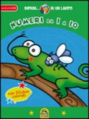 Impara in Un Lampo - Numeri da 1 a 10  Autori Vari   Macro Junior
