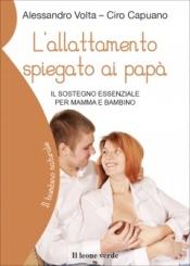 L'allattamento spiegato ai papà  Alessandro Volta Ciro Capuano  Il Leone Verde