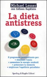La dieta antistress  Michael Lesser   Sperling & Kupfer