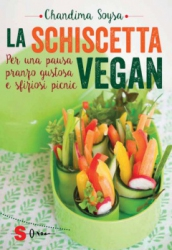La Schiscetta Vegan  Chandima Soysa   Sonda Edizioni