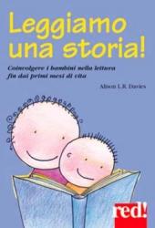 Leggiamo una storia!  Alison Davies   Red Edizioni