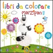 Marzipan 1 - Libro da colorare  Autori Vari   Macro Junior