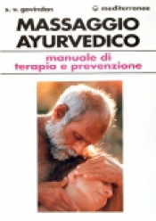 Massaggio Ayurvedico  S. V. Govindan   Edizioni Mediterranee