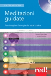 Meditazioni guidate (con CD-Audio)  Consuelo C. Casula   Red Edizioni