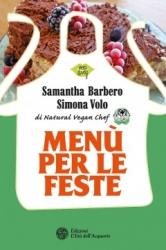 Menù per le feste  Samantha Barbero Simona Volo  L'Età dell'Acquario Edizioni