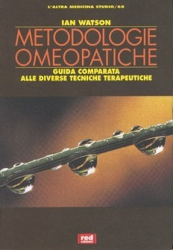 Metodologie Omeopatiche  Ian Watson   Red Edizioni
