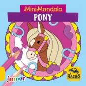 Minimandala Pony  Kerstin Schoene   Macro Edizioni