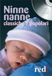 Ninne nanne classiche e popolari (CD)  Franco Brera   Red Edizioni