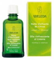 Olio rinfrescante al Limone     Weleda