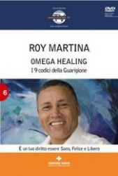 Omega Healing (DVD)  Roy Martina   Tecniche Nuove
