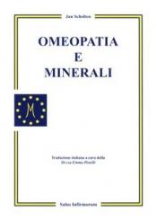 Omeopatia e Minerali  Jan Scholten   Salus Infirmorum
