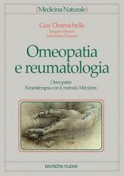 Omeopatia e reumatologia  Guy Desmichelle   Tecniche Nuove